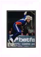 Stuart Broad Autograph Signed Photo - Cricket